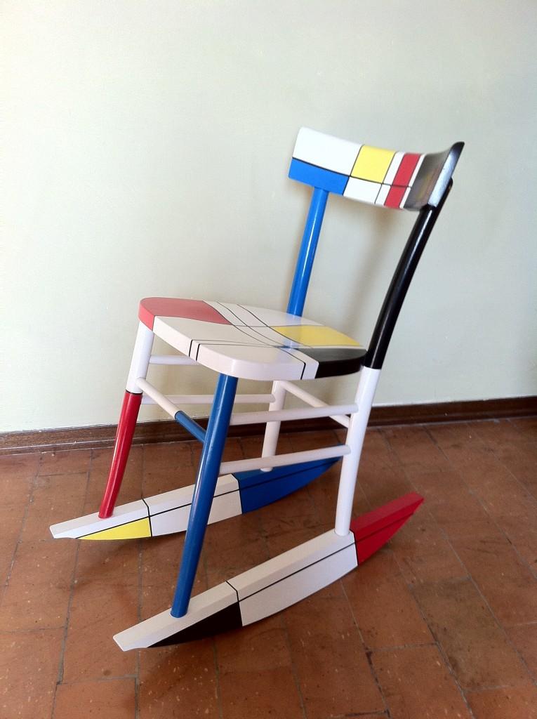 Dondolo Mondrian