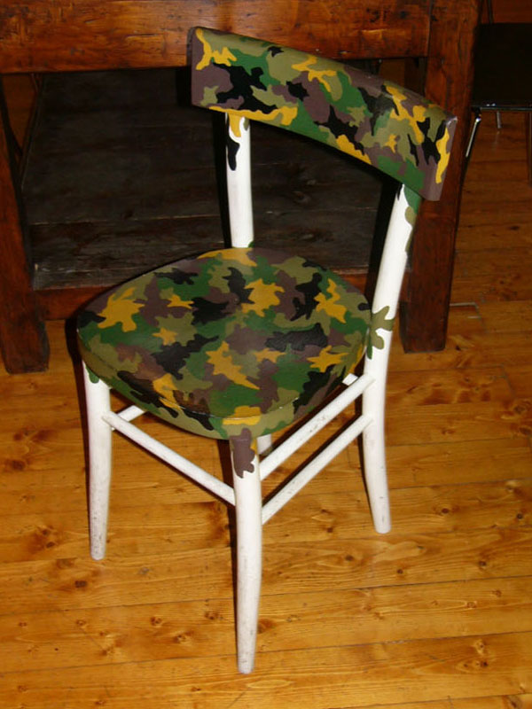 Mimetic Chair