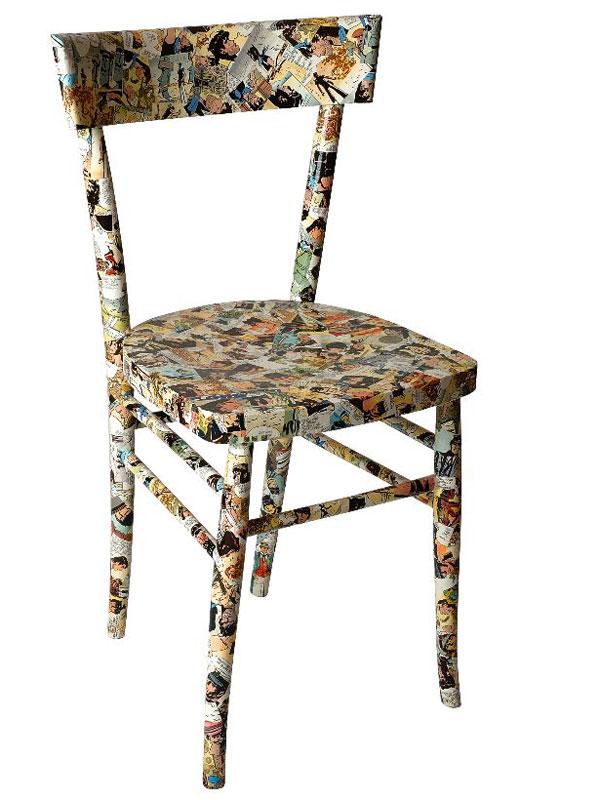 Cortomaltese Chair