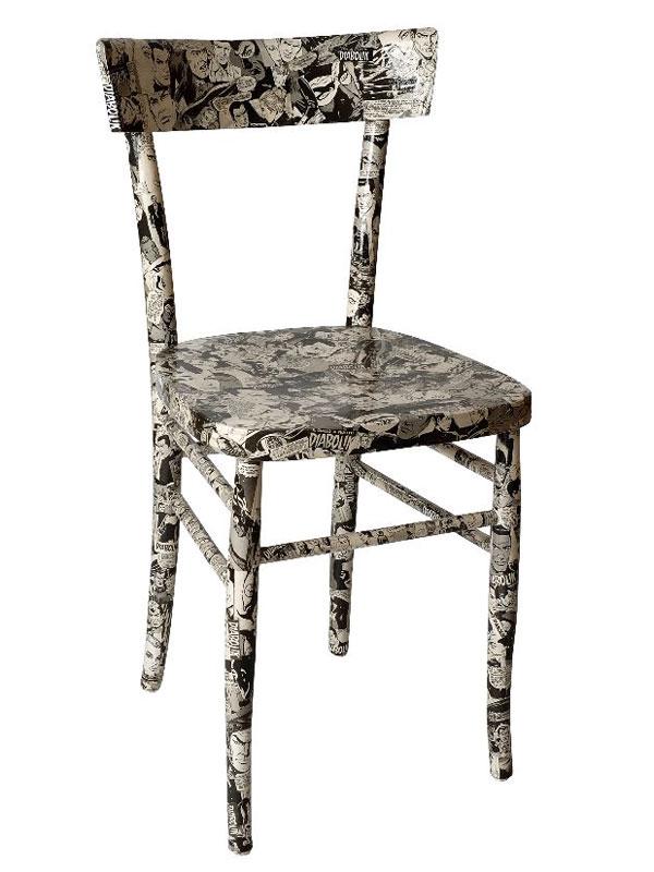 Diabolik Chair