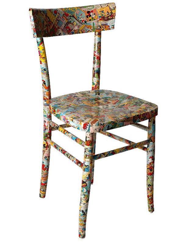Topolino Chair
